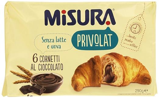 "<span class=""light"">Misura</span> senza latte e uova"