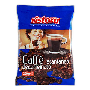 "<span class=""light"">caffè</span> dek istantaneo Ristora professional"