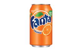 "<span class=""light"">Fanta</span> aranciata the Cocacola Company"