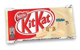 "<span class=""light"">KitKat</span> Bianco"