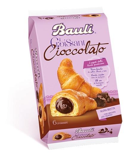 "<span class=""light"">Croissant</span> Bauli Cioccolato"